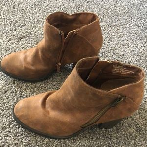 Rampage Shoes - Rampage booties size 6.5